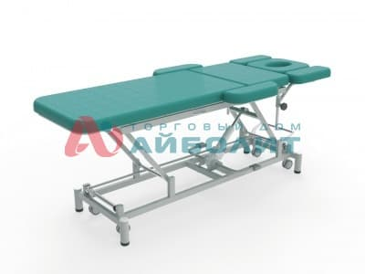Massage tables and equipment