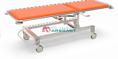 Examination table СМС-2.1 with permanent height
