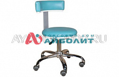 Doctor's chair with a back (medium size)